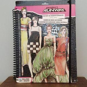 Project Runway Toys Fashion Drawing Book Poshmark